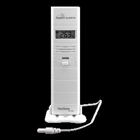 Technoline Mobile Alerts 10300 Rilevat.umidità/temperatura - Autoscatto Store