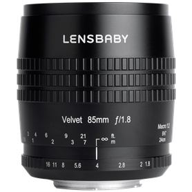 Lensbaby Velvet 85 Sony A - Autoscatto Store