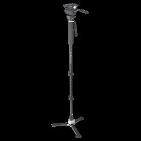 Libec HFMP Kit Video Monopod con Testa - Autoscatto Store