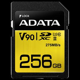 ADATA SDXC UHS-II U3 Class 10 256GB Premier One - Autoscatto Store product_reduction_percent
