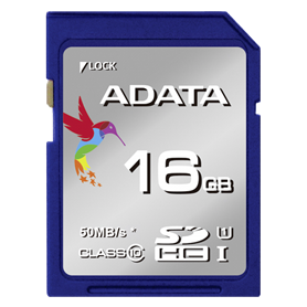 ADATA SDHC UHS-I Class 10 16GB Premier - Autoscatto Store product_reduction_percent