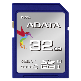 ADATA SDHC UHS-I Class 10 32GB Premier - Autoscatto Store product_reduction_percent
