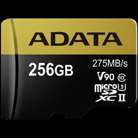 ADATA microSDXC UHS-II U3 256GB Premier One - Autoscatto Store