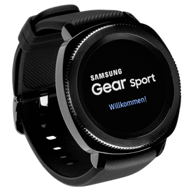 Samsung Gear Sport nero - Autoscatto Store product_reduction_percent