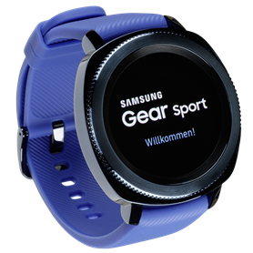 Samsung Gear Sport blu - Autoscatto Store product_reduction_percent