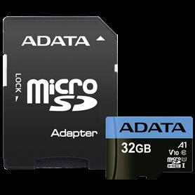 ADATA microSDHC UHS-I Class 10 32GB Premier con adatt. A1 - Autoscatto Store product_reduction_percent
