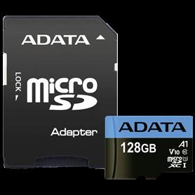 ADATA microSDXC UHS-I Class 10 128GB Premier con adatt. A1 - Autoscatto Store product_reduction_percent