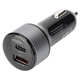 ednet Dual Car Charger USB Typ-C - Autoscatto Store product_reduction_percent