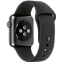 Apple Watch Series 3 GPS 38mm grigio Alu nero Sport nastro - Autoscatto Store product_reduction_percent