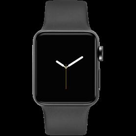 Apple Watch Series 3 GPS 42mm grigio Alu nero Sport nastro - Autoscatto Store product_reduction_percent