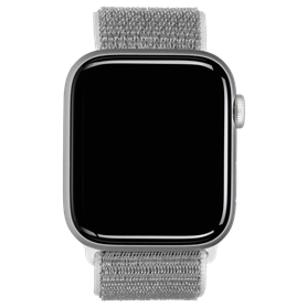 Apple Watch Nike+ Series 4 GPS 44mm argento Alu Nike Loop - Autoscatto Store product_reduction_percent