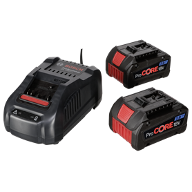 Bosch Accu-Starter-Set ProCORE 2x 18V 7,0 Ah + GAL 1880 CV - Autoscatto Store product_reduction_percent
