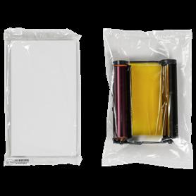 HiTi carta per foto 50 fogli 10x15 cm S 400/420 (rosso) - Autoscatto Store product_reduction_percent