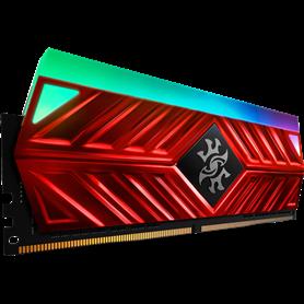 ADATA XPG Spectrix D41 DDR4 16GB 8GBx2 3600 288pin RED Set - Autoscatto Store product_reduction_percent