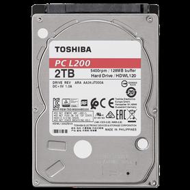 Toshiba HDD L200 2TB 2,5 intern SATA Retail - Autoscatto Store product_reduction_percent