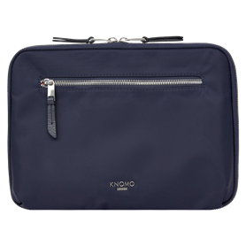 Knomo Mayfair Knomad Tech Organiser 10.5 blu scuro - Autoscatto Store product_reduction_percent