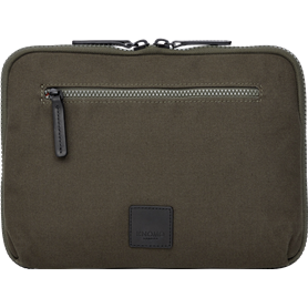 Knomo Fulham Knomad Tech Organiser 10.5 verde scuro - Autoscatto Store product_reduction_percent