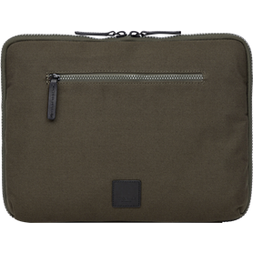Knomo Fulham Knomad Tech Organiser 13 verde scuro - Autoscatto Store product_reduction_percent