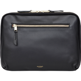 Knomo Mayfair Luxe Knomad Tech Organiser 10.5 nero - Autoscatto Store product_reduction_percent