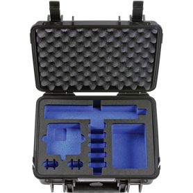 B&W GoPro custodia Type 1000 B nero con GoPro Fusion Inlay - Autoscatto Store product_reduction_percent