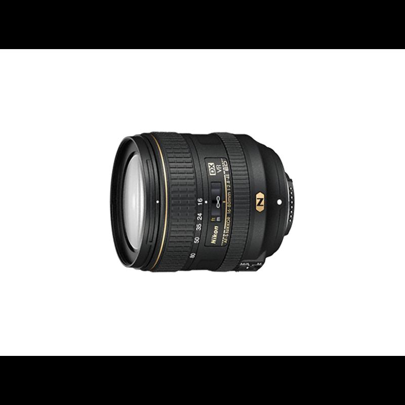 Nikon AF-S DX 16-80/2.8-4E ED VR (Nital) - Nikon Nital - Autoscatto Store