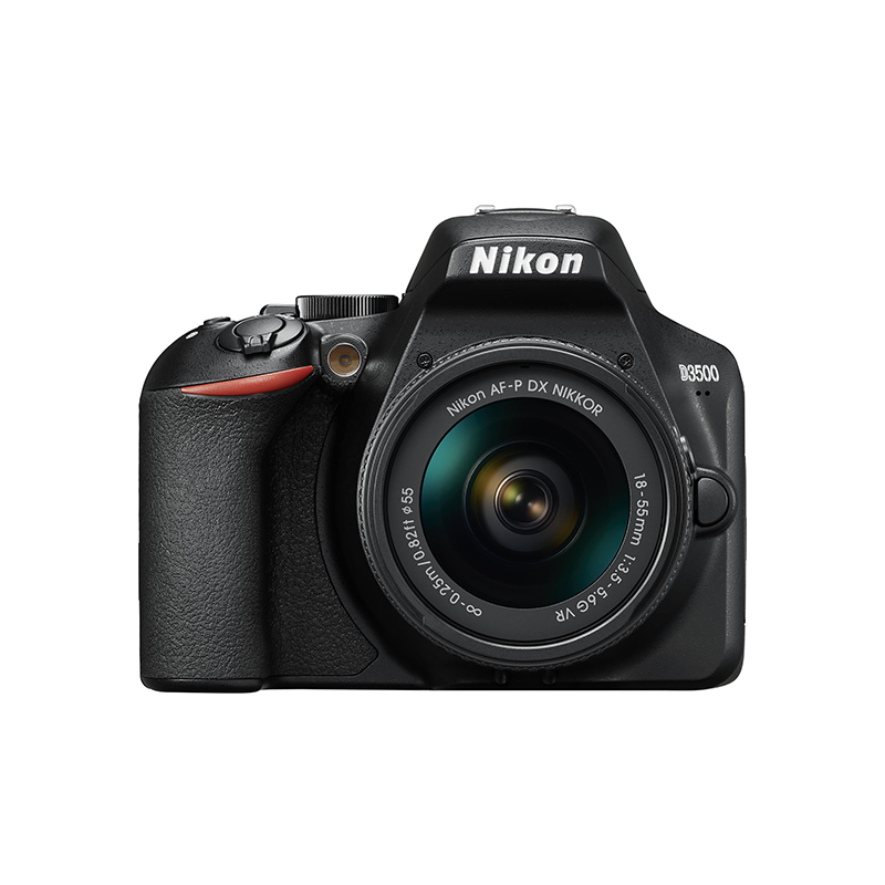 Nikon D3500+ AF-P DX18-55/3.5-5.G VR + SD 16GB (Nital) - Nikon Nital - Autoscatto Store