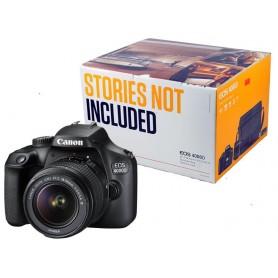 Canon EOS 4000D Set + EF-S 18-55 DC III + Borsa + SD16GB