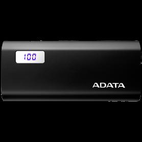 ADATA Powerbank P12500D nero 12500 mAh - Autoscatto Store