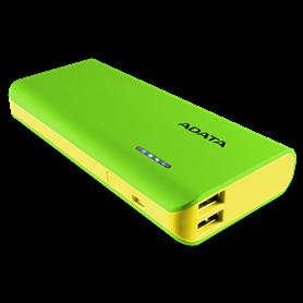 ADATA Powerbank PT100 verde/Yell 10000 mAh con Flashl - Autoscatto Store product_reduction_percent