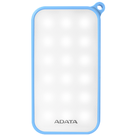 ADATA Powerbank D8000L blu 8000 mAh Outdoor waterproof LED - Autoscatto Store product_reduction_percent