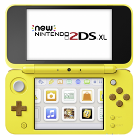 New Nintendo 2DS XL Pikachu Edition - Autoscatto Store product_reduction_percent