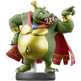 Nintendo amiibo King K. Rool Super Smash Bros. Collection - Autoscatto Store product_reduction_percent