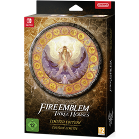 Nintendo Switch Fire Emblem: Three Houses Limited Edition - Autoscatto Store product_reduction_percent