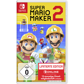 Nintendo Switch Super Mario Maker 2 Limited Edition - Autoscatto Store product_reduction_percent