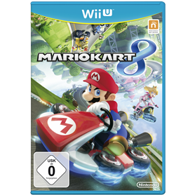 Nintendo Wii U Mario Kart 8 - Autoscatto Store product_reduction_percent
