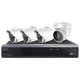 DIGITUS Full HD Hybrid AHD and IP Network Video Rekorder Kit - Autoscatto Store product_reduction_percent
