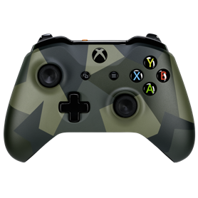 Microsoft Xbox One Controller camouflage - Autoscatto Store product_reduction_percent