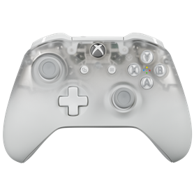 Microsoft Xbox Wireless Controller Phantom White - Autoscatto Store product_reduction_percent