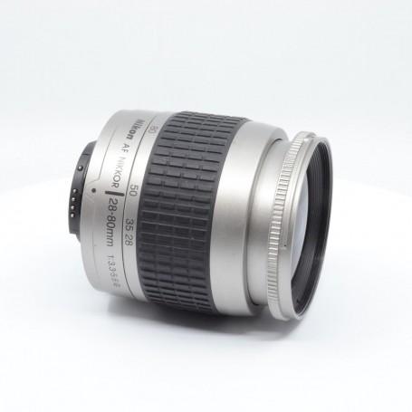 Nikon AF 28-80/3,5-5,6 G silver