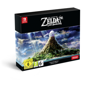 Nintendo Switch The Legend of Zelda: Link´s Awakening Limite - Autoscatto Store product_reduction_percent