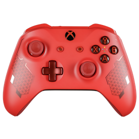 Microsoft Xbox One Controller Sports rosso - Autoscatto Store product_reduction_percent