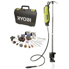 Ryobi EHT150V Utensili rotativo incl. 115 pz. - Autoscatto Store