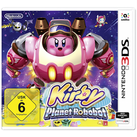 Nintendo 3DS Kirby: Planet Robobot - Autoscatto Store