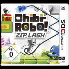 Nintendo 3DS Chibi-Robo! Zip Lash - Autoscatto Store