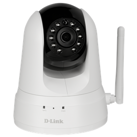 D-Link DCS-5000L mydlink Home Wi-Fi Pan Tilt Night camera - Autoscatto Store
