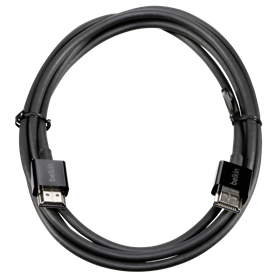 Belkin Ultra HDMI cavo 4K 2m 18Gbit/s nero AV10168bt2M-BLK - Autoscatto Store