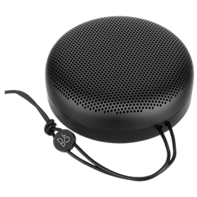 Bang & Olufsen BeoPlay A1 nero - Autoscatto Store