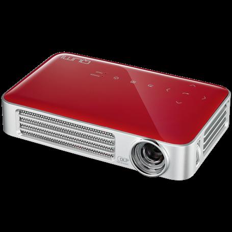 Vivitek Qumi Q6 rosso - Autoscatto Store