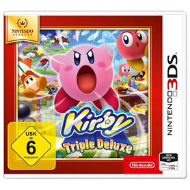 Nintendo 3DS Kirby Triple Deluxe Selects - Autoscatto Store