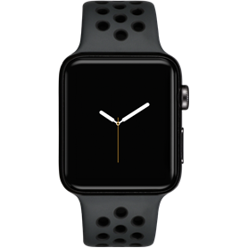 Apple Watch Nike+ GPS + Cell 42mm Space grigio Alu custodia - Autoscatto Store